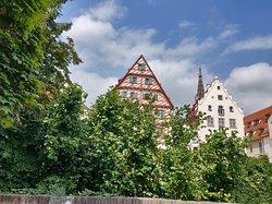 Houses at Ulm