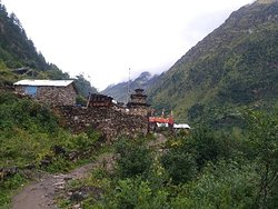 Manaslu Circuit trek, Gorkha, Nepal  One of the popular trekking in Nepal, if anyone interested, please contact, info@mountainkingtreks.com