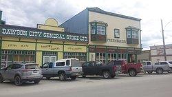 General Store in Dawson