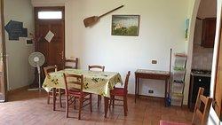 Кухня Agriturismo Pescaia