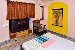 Premium double room with A/C