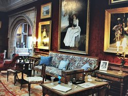 11.  Craigside House and Gardens (Drawing Room)