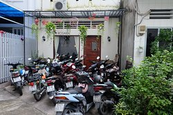 bikers love Rosaria