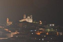 Grande noite em Ouro Preto