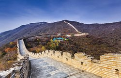 Mutianyu Great Wall & Ming Tombs(Dingling) Day Trip
