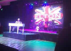 Elton John tribute.