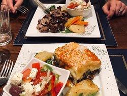 Wonderful food and atmosphere