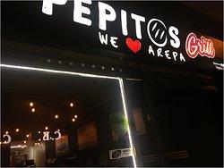Outside Pepitos Grill Cumbaya