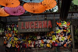 Lucerna sign