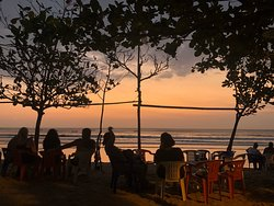 Best beach bar in Bali!