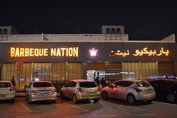 Barbeque Nation at Al Barsha..