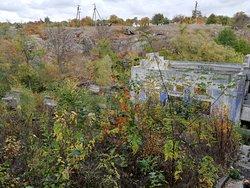 Заброшенная ГЭС