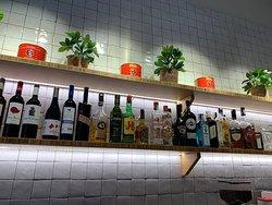 Bebidas variedad