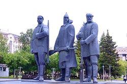 Soldaten zur Erinnerung 2. Weltkrieg