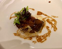 Foie Gras pan seared