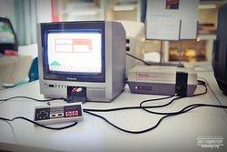 NES w Muzeum Gry i Komputery Minionej Ery