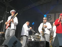 Soul Kitchen. These lovable guys always thrill the crowds with their madcap frolics on stage and their unique humour!
