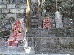 Idols of minor Gods