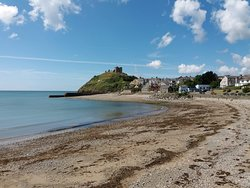 Criccieth and the castle