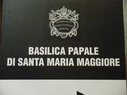 Basilica di Santa Maria Maggiore Rome, Italie