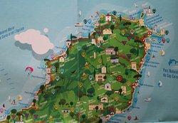 """C'est bel et bien un lieu répertorié en Corse """"Fontaine Saint Julie dite miraculeuse"""""""