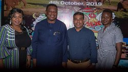 Sri Lankan Food Festival @ Miso Restaurant Abuja Nigeria
