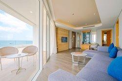 Phu Quoc Suite Living Room