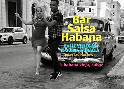 Dance Salsa 7 days a week  Calle Villegas esquina Muralla