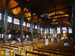 Église Sainte-Catherine, Honfleur