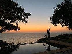 Just another sensational sunset.