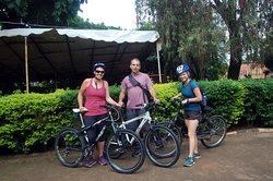 Looking for some ways to have fun?  Simply give cycling a try, Encourage yourself to ride around and stay fit.  #funtrips  #pickyourpace  #cyclingforacause  Contact us...  www.gofreeuganda.com   gofreeuganda@gmail.com                            +256779767372