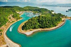 Facade - Private Island Resort