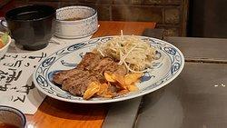tenderloin beef steak set