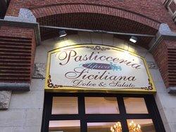 GALLARATE .. Pasticceria dolce salato .. snack ..😊