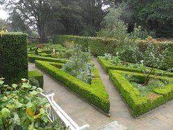 Gardens immaculate