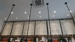 義式帕尼尼連鎖速食咖啡店餐點