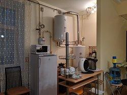 Kitchen / Common Space