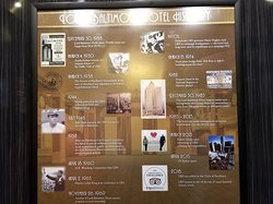History of Lord Baltimore Hotel