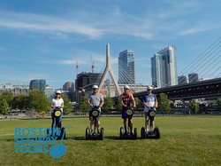 Riding your #cruise #ship into #BlackFalcon this fall? Whether it's #PrincessCruises or #Carnival - find us near #FaneuilHall to see so much, in so little time! 😃 #Boston #Segway #Tours www.bostonsegwaytours.net