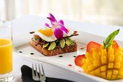 Gourmet cuisine at Prospect Hill Restaurant