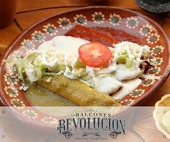 Incomparables enchiladas 7 Leguas