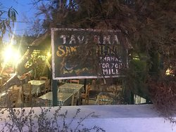 Santorini Mou restaurant