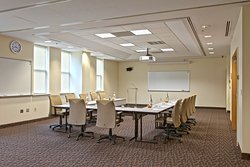 Meeting Room 5AB. Flexible Meeting Space. Room can be split in to 2 smaller spaces.