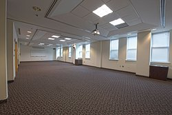 Meeting Room 6ABC. Flexible Meeting Space. Room can be split in to 3 smaller spaces.