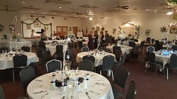 Beautiful  banquet hall