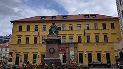 Monument to Josef Jungmann