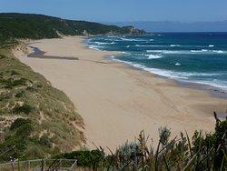 Johanna Beach Looking East.