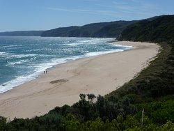 Johanna Beach Looking West.