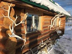 Cabin in the Yukon