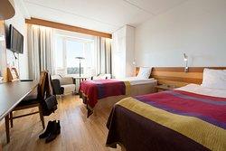 Scandic Lugnet Falun Room Family Three